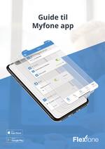 En guide til Myfone appen
