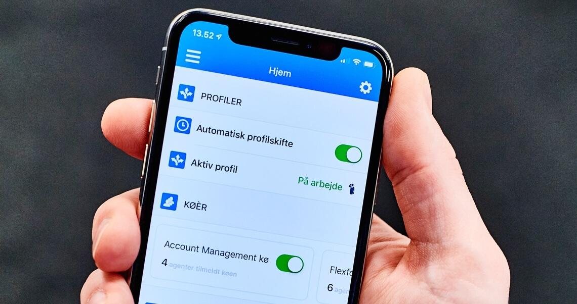 IP telefoni app