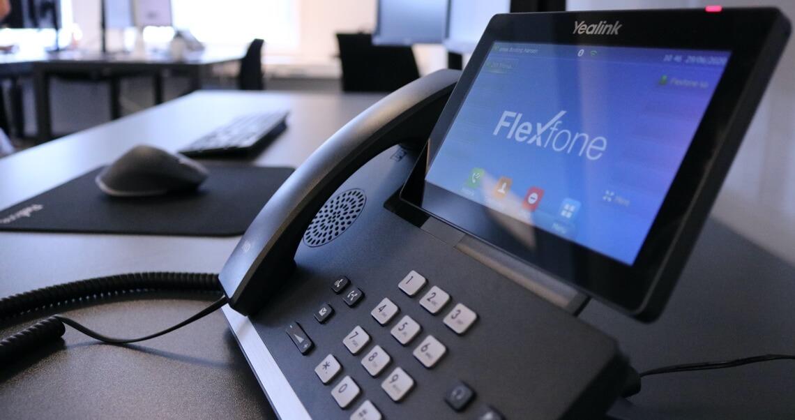 IP bordtelefoner