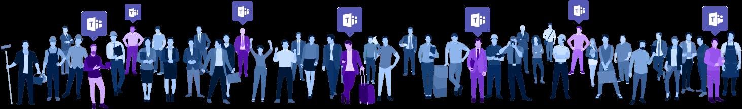 Hos Flexfone behøver I ikke at købe en Office licens hos os. I kan også vælge at nogen af medarbejderne i virksomheden skal have Teams, og ikke hele virksomheden.